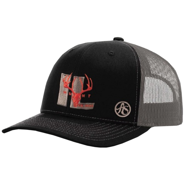 Adam Sanders Black and Charcoal Ballcap