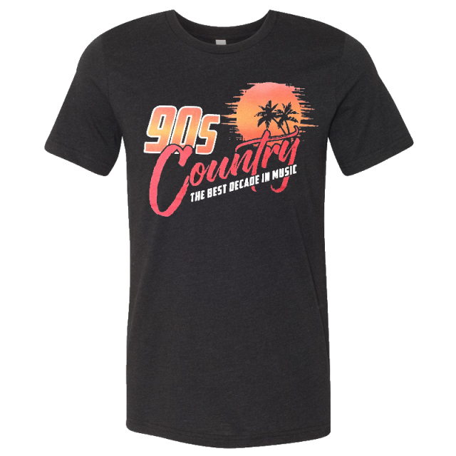 The Best Decade in Country Music Event Tee
